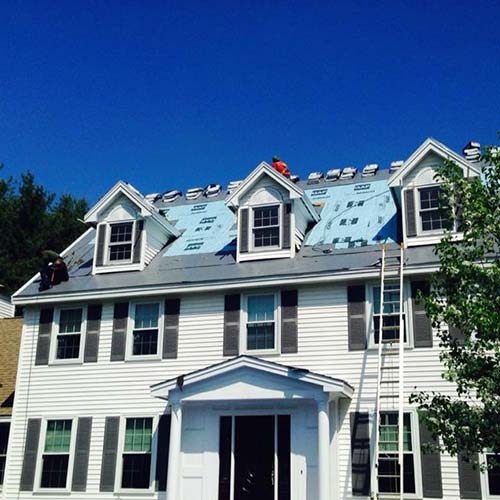 licensed roofers Millbury, MA
