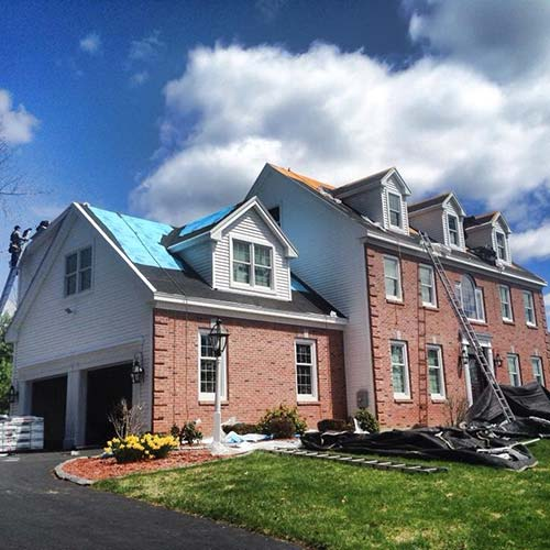 licensed roofers Holden, MA
