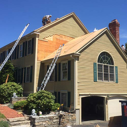 licensed roofers Rutland MA