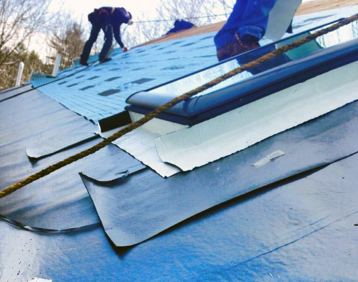 residential roofers Worcester MA