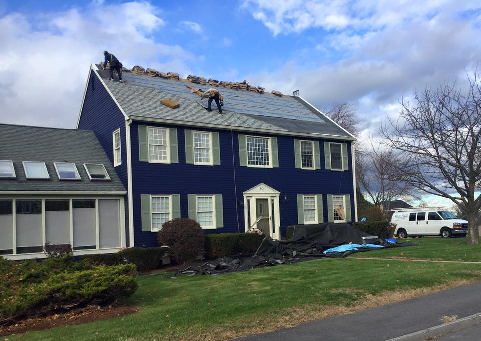 residential roofers Marlborough