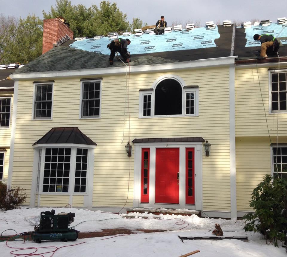 roofing contractors Sudbury