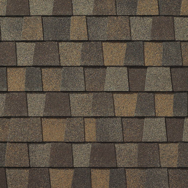 Timberline American Harvest shingles