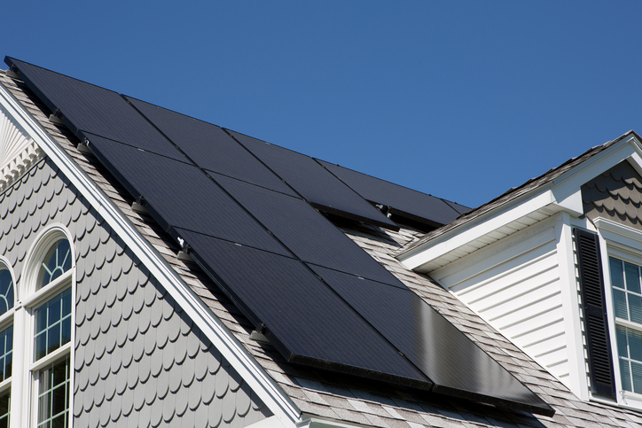 Going Green? Start At The Top With Your Roof
