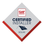 GAF Energy Solar Certified Installer