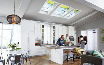 Considering Replacing Your Roofing Skylights? Read This First
