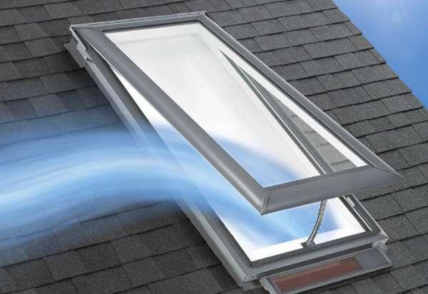solar powered skylights
