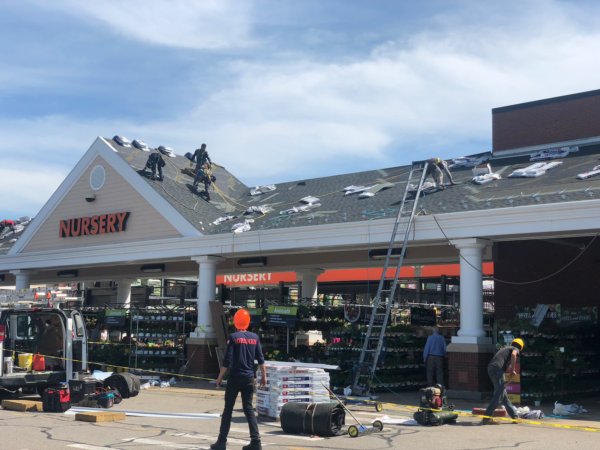 Home Depot, Plymouth