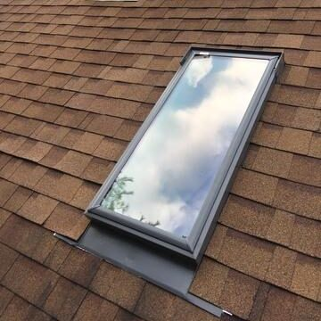 leaky skylights