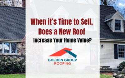 When it's Time to Sell, Does a New Roof Increase Your Home Value?