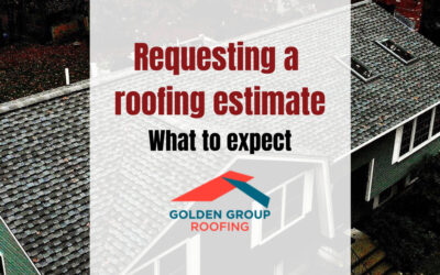 Requesting a roofing estimate: What to expect