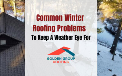 Common Winter Roofing Problems To Keep A Weather Eye For