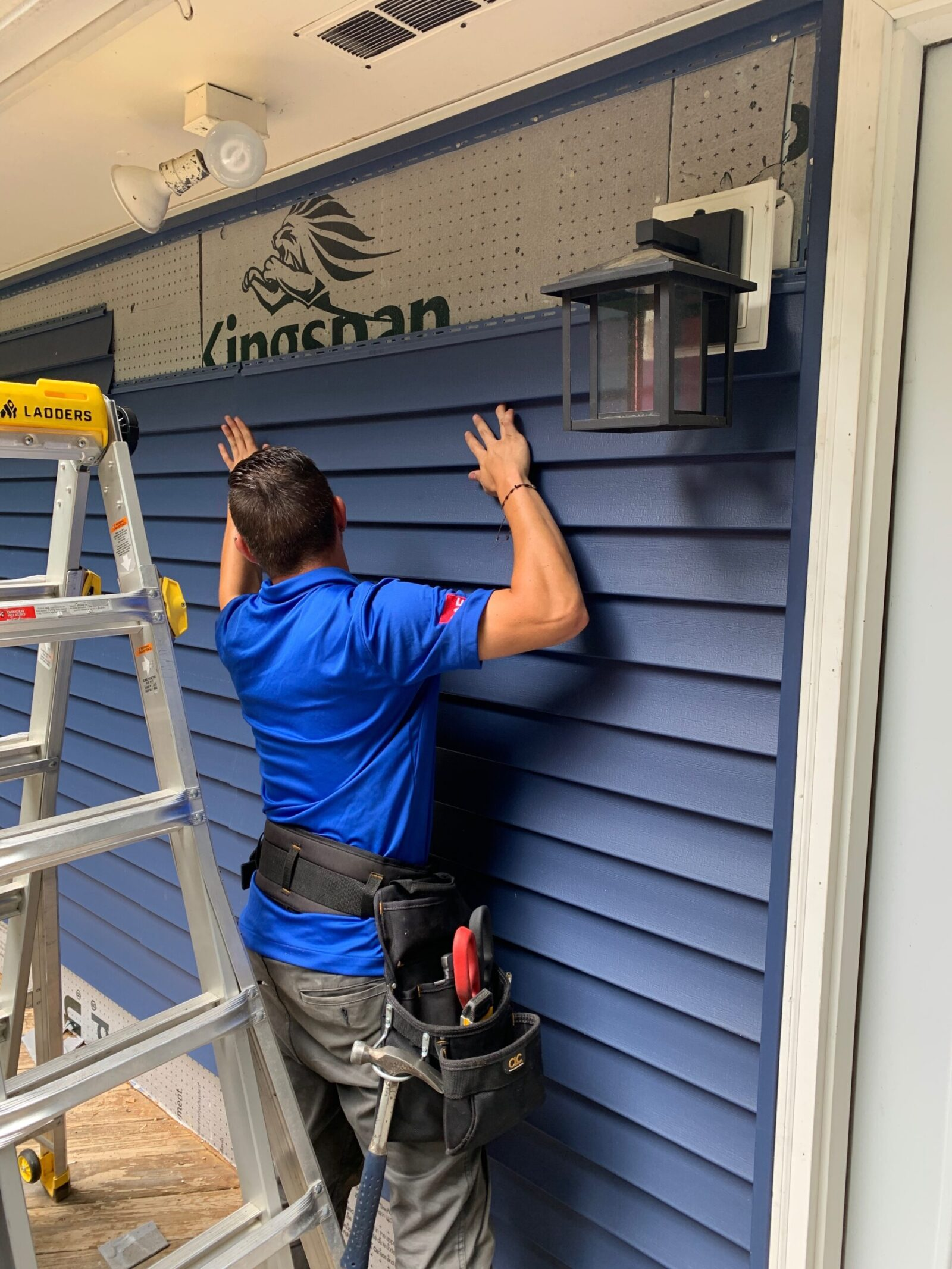 Home Siding Installation, Greater Boston MA, Golden Group Roofing Company