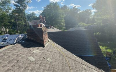 Leaky Roof Repair in Acton