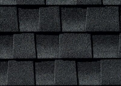 Timberline HDZ Charcoal Asphalt Shingle from Golden Group Roofing, Boston MA
