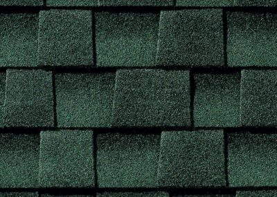 Timberline HDZ Hunter Green Asphalt Shingle from Golden Group Roofing, Boston MA