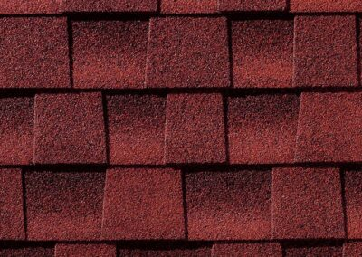 Timberline HDZ Patriot Red Asphalt Shingle from Golden Group Roofing, Boston MA
