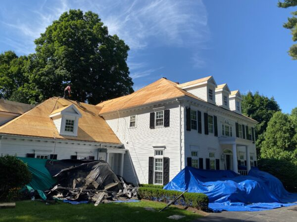 needham roof repairs