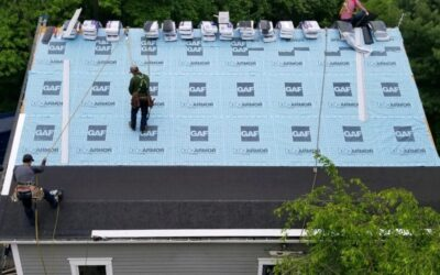 Newton Roof Replacement