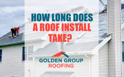 How Long Does a Roof Install Take?