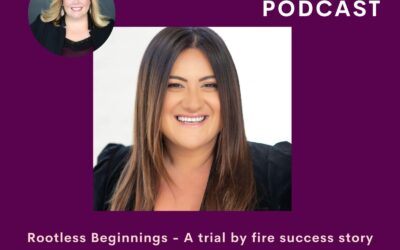 Greta talks to the Resilient Entrepreneur Podcast