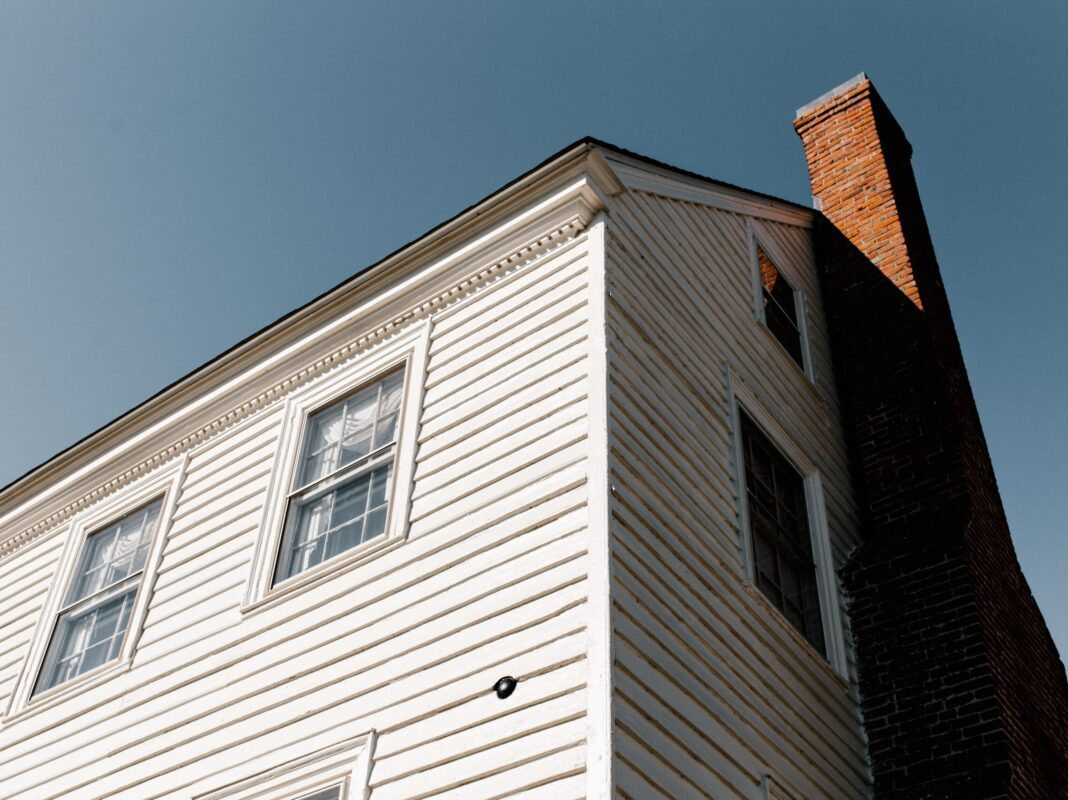 Chimney flashing repair and Releading, Boston, Worcester MA Roofing Repair Companies.