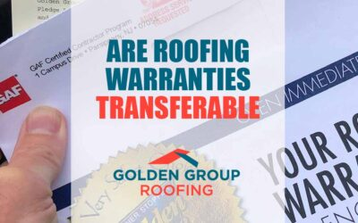 Are Roofing Warranties Transferable?