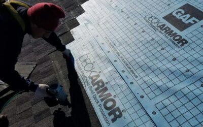 Arlington GAF Roofing System Installation