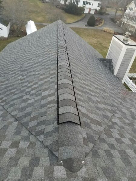 Arlington GAF Roofing System Project