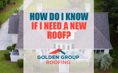 How To Know If You Need a New Roof?
