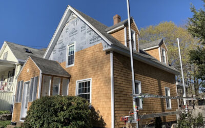 Roof and Siding Replacement in Andover