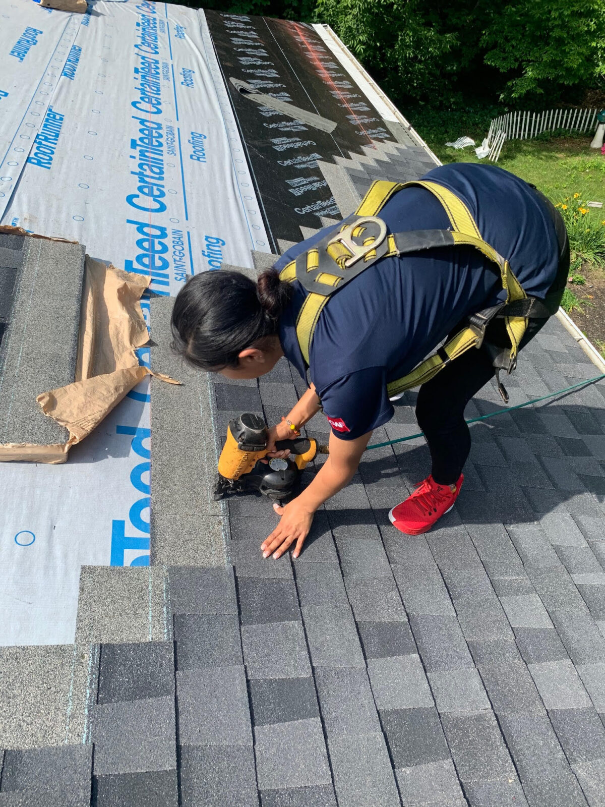 CertainTeed Roof Replacement Framingham MA