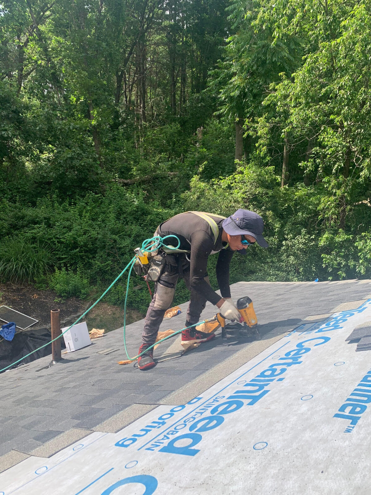 Framingham MA CertainTeed Roof Replacement