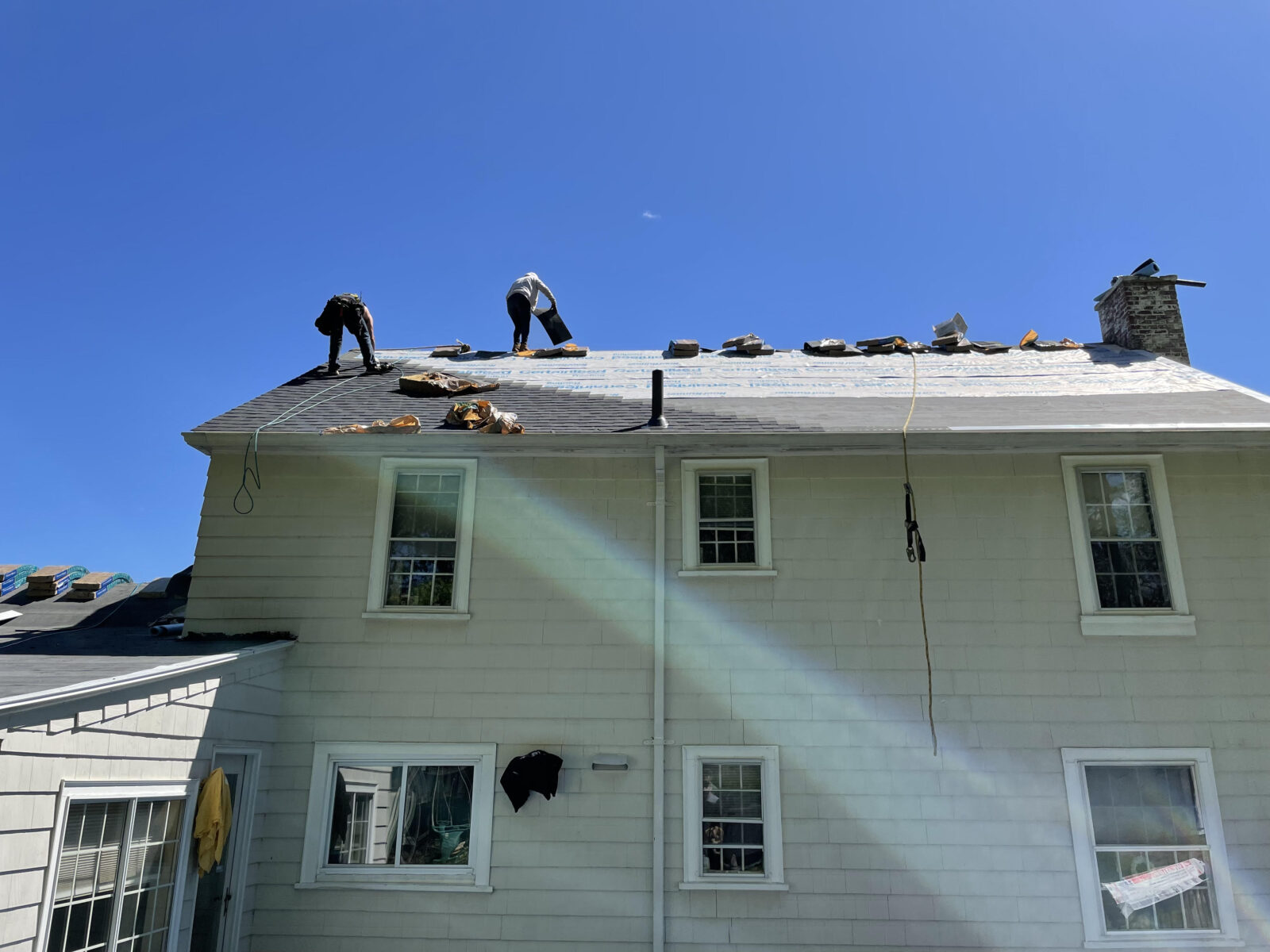 Rubber Roof and GAF Asphalt In Winchester, MA