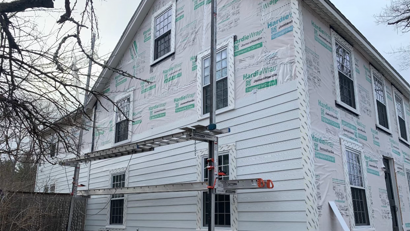 roof and siding replacement, ma