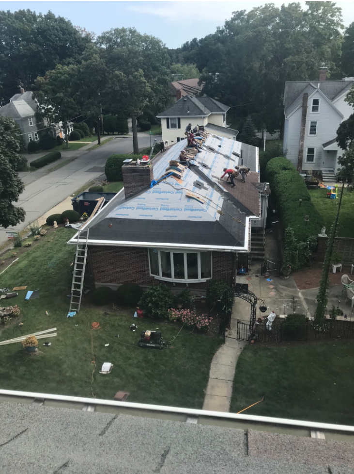 Roof Replacement Natick, MA