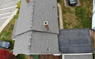 Certainteed Roof Replacement in Belmont